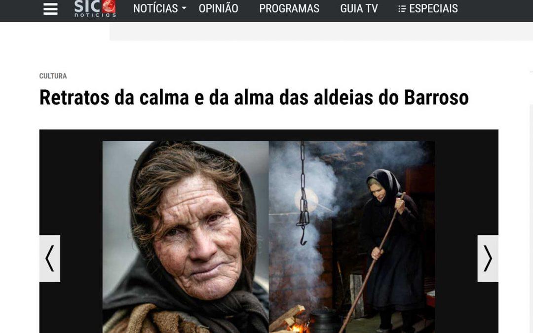 Projeto Portugal Rural na Sic Notícias