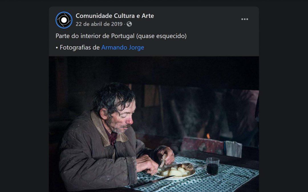 Projeto Portugal Rural na Comunidade Cultura e Arte